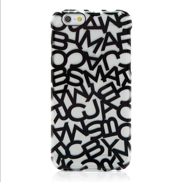 brand new c2dee 2d39e Marc Jacobs IPhone 6s Case